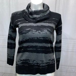 Calvin Klein Cowl Neck Long Sleeve Sweater